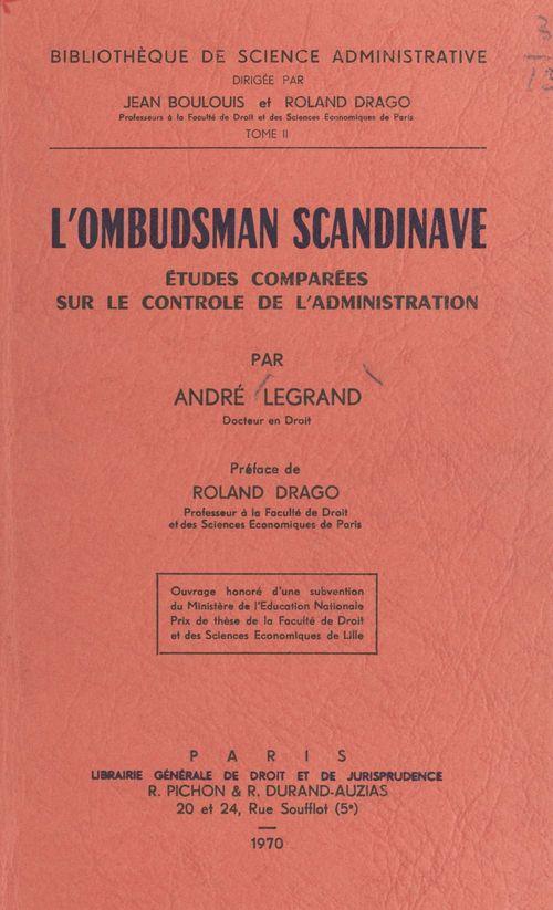 L'ombudsman scandinave