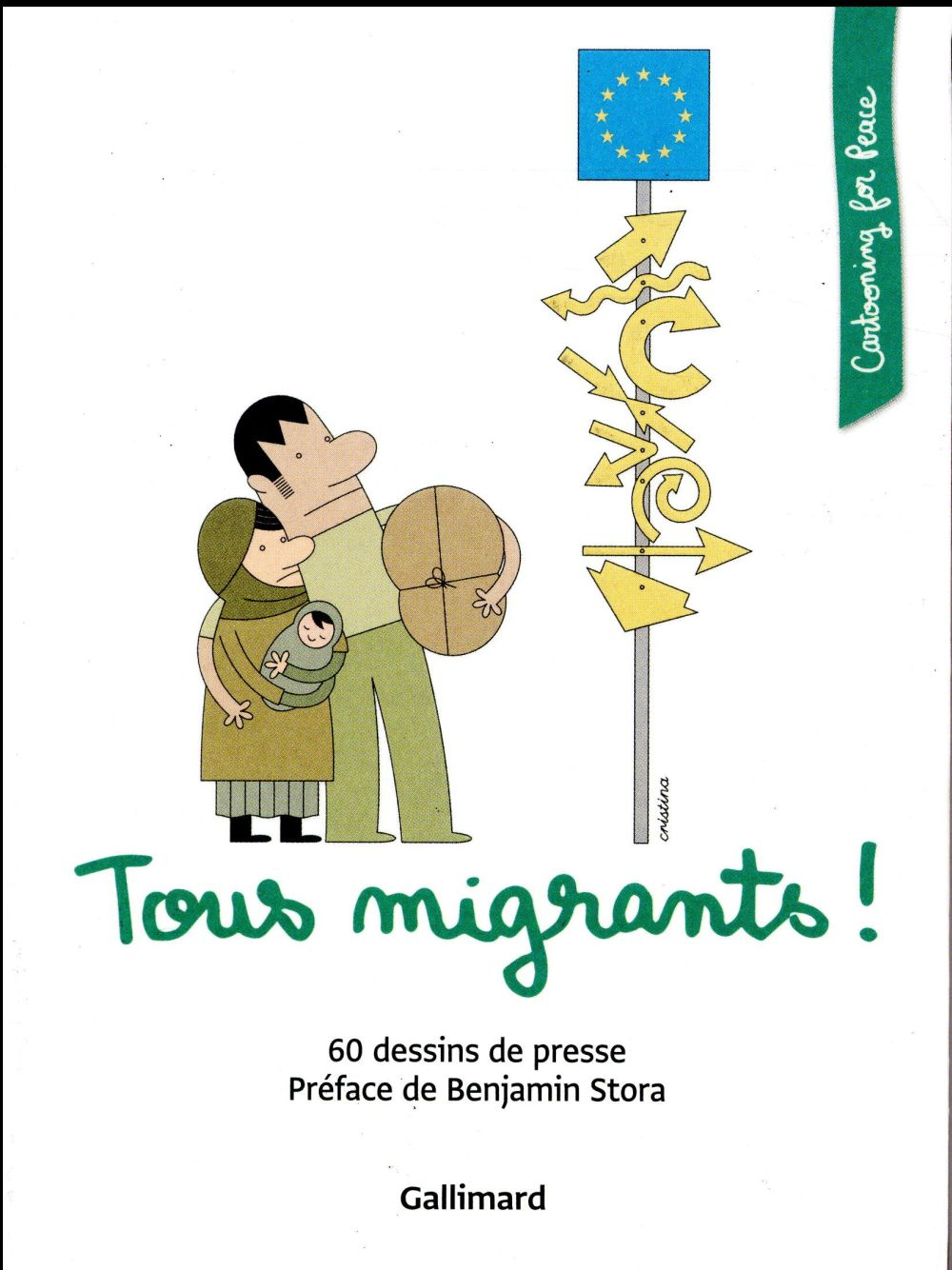 Tous migrants ! 60 dessins de presse