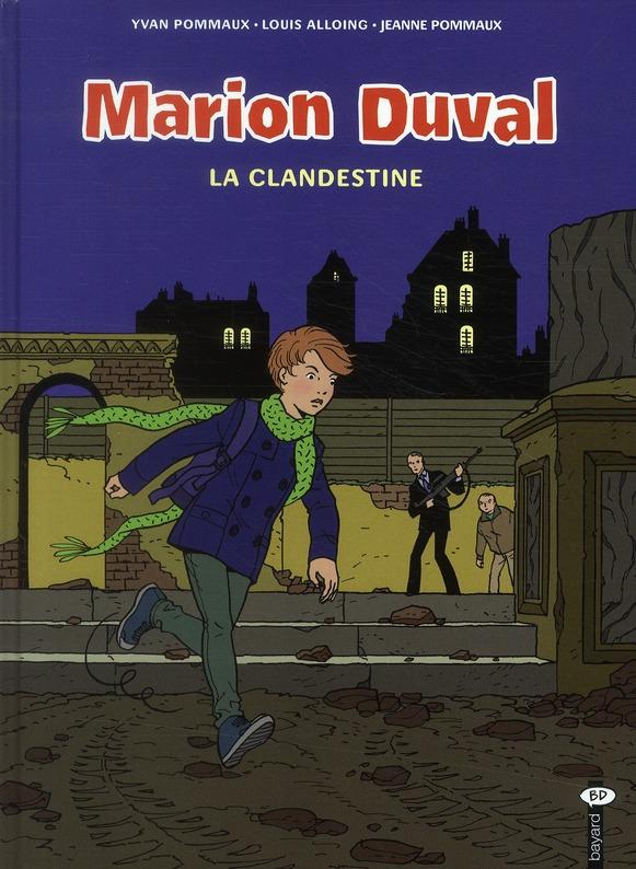 Marion Duval T.20 ; La Clandestine