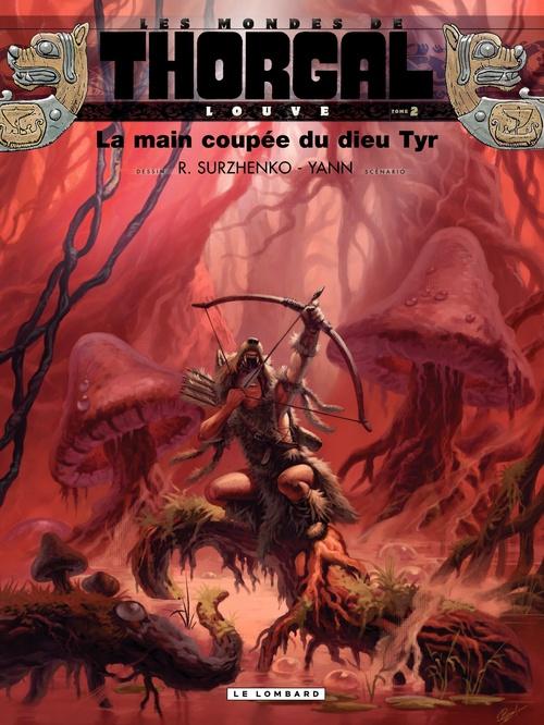 Vente EBooks : Louve - tome 2 - La main coupée du dieu Tyr  - Yann  - Roman Surzhenko