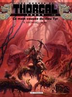 Vente EBooks : Les mondes de Thorgal - Louve T.2 ; la main coupée du dieu Tyr  - Yann - Roman Surzhenko