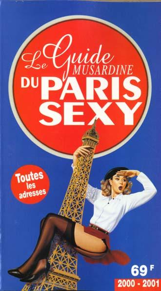 Le guide du paris sexy