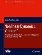 Nonlinear Dynamics, Volume 1  - Gaetan Kerschen