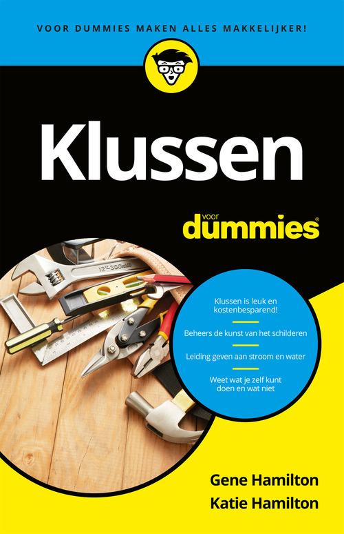 Klussen voor Dummies - Gene Hamilton, Katie Hamilton - ebook