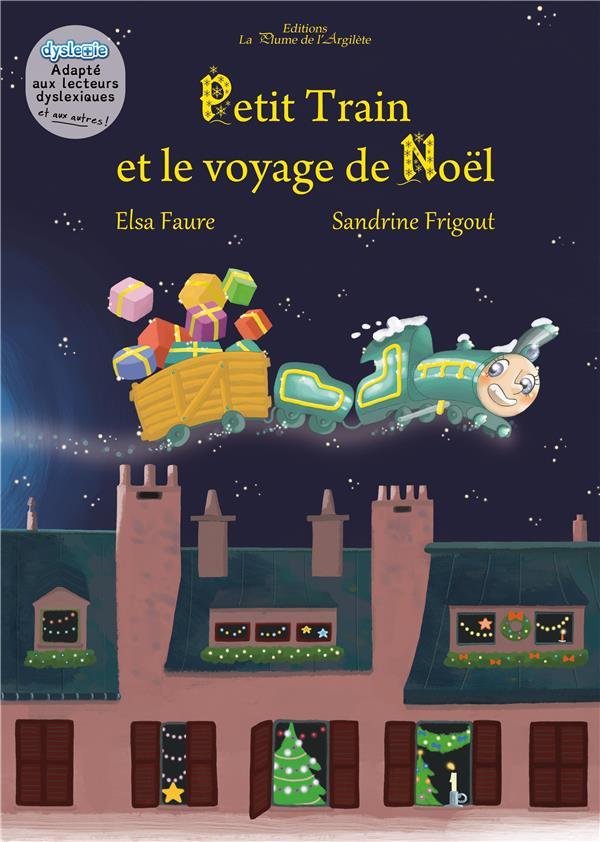 Petit Train et le voyage de Noël
