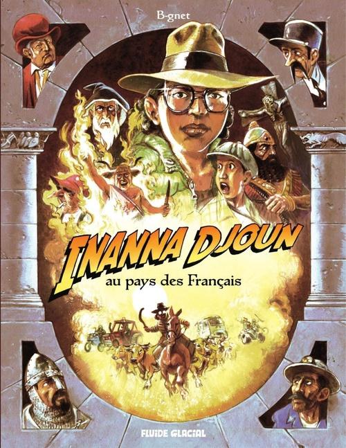 Inanna Djoun ; au pays des français