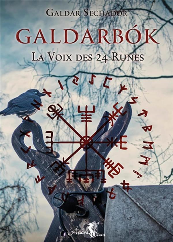 Galdarbók t.1 ; la voix des 24 runes