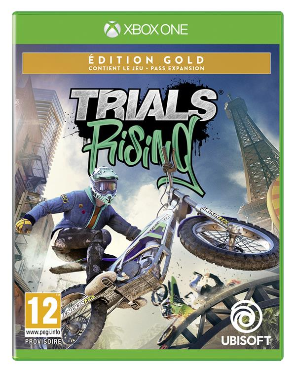 Trials rising - édition gold