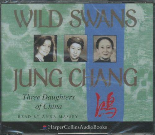 Wild swans: three daughters of china - read by anna massey