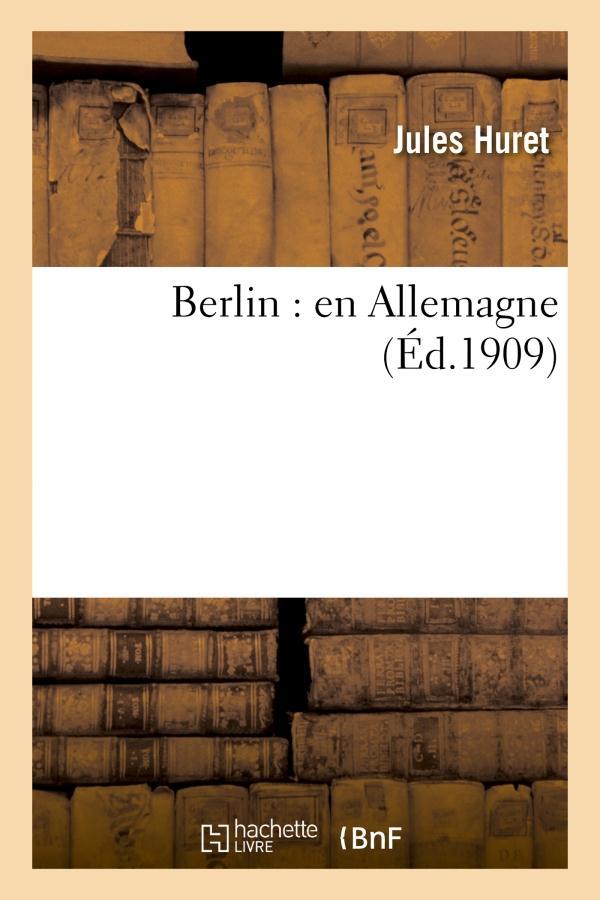Berlin : en allemagne