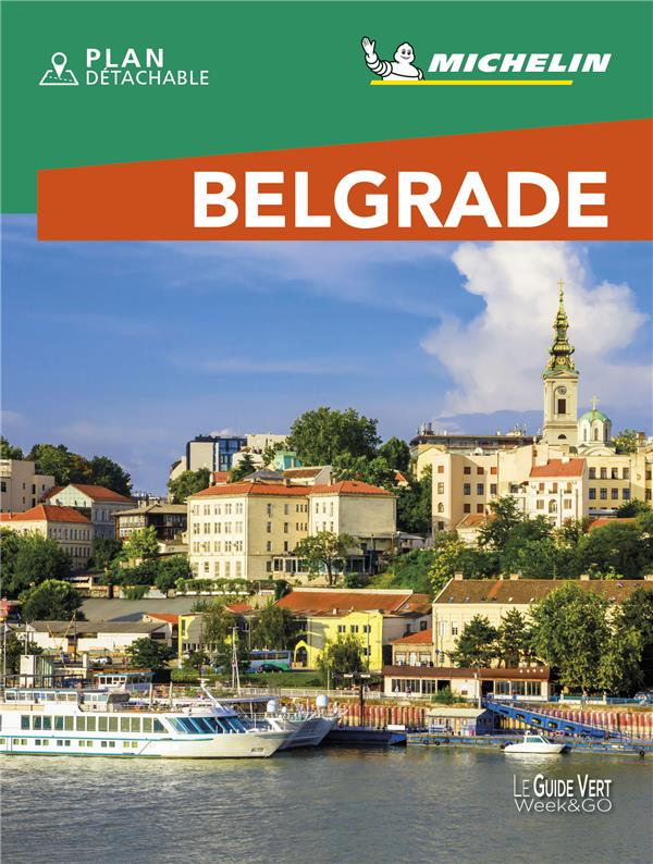 Le guide vert week&go ; Belgrade (édition 2020)