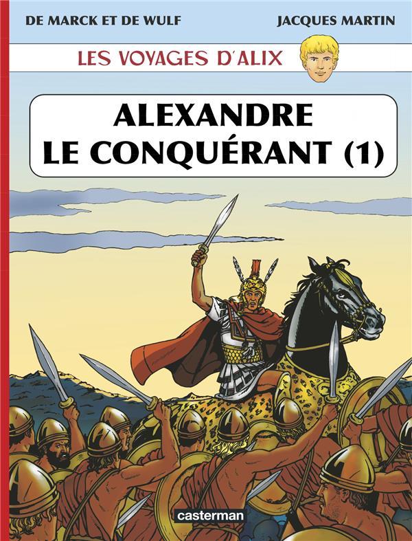 les voyages d'Alix ; Alexandre le Conquérant t.1