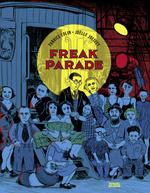 Vente Livre Numérique : Freak Parade  - Fabrice Colin - Joëlle Jolivet