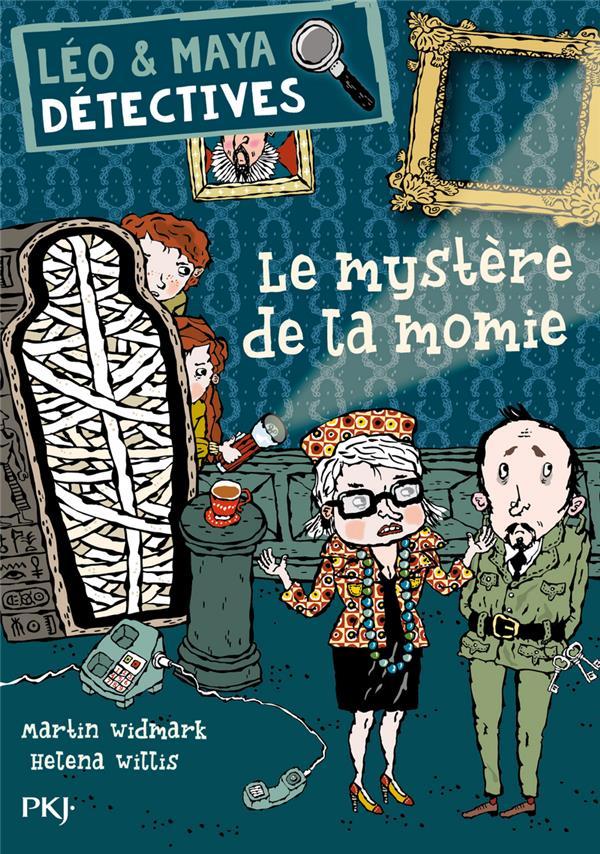 Léo & Maya, détectives t.10 ; le mystère de la momie