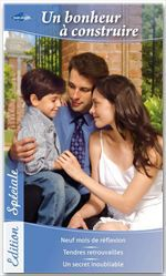 Vente Livre Numérique : Un bonheur à construire  - Catherine Spencer - Jane Porter - Sarah Wood