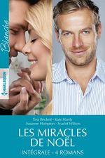 Vente Livre Numérique : Les miracles de Noël : l'intégrale  - Kate Hardy - Tina Beckett - Susanne Hampton - Scarlet Wilson