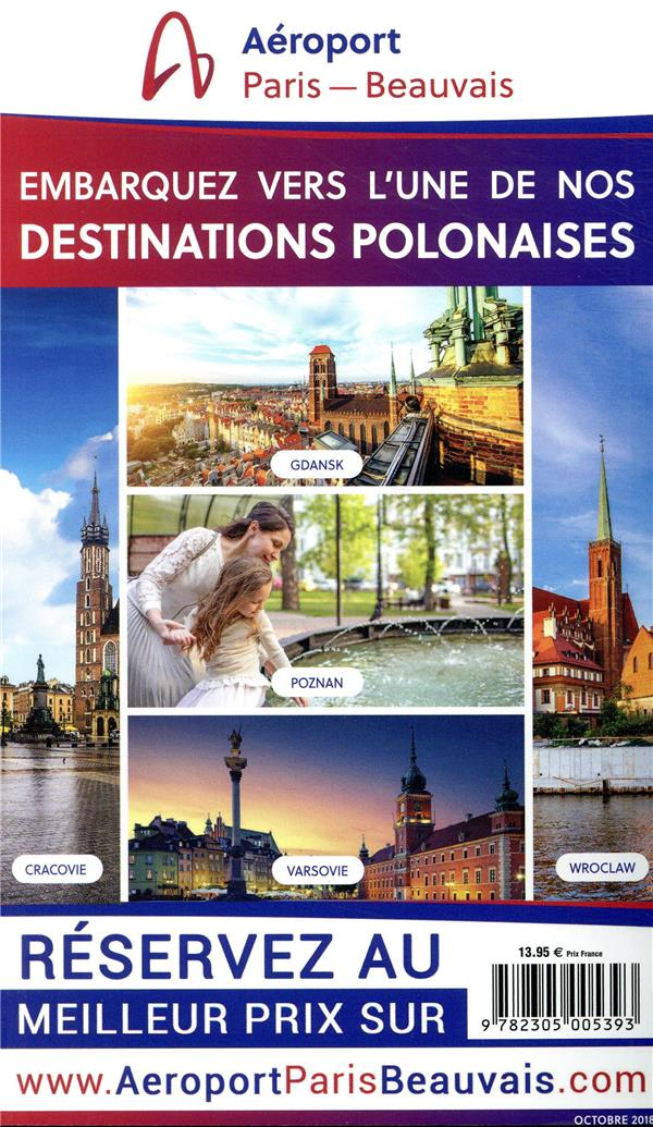 GUIDE PETIT FUTE ; COUNTRY GUIDE ; Pologne (édition 2019)
