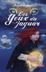Vente Livre Numérique : Les yeux du jaguar  - Brigitte Coppin