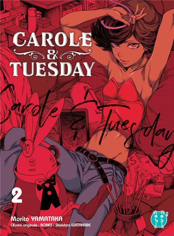 Carole & Tuesday T.2
