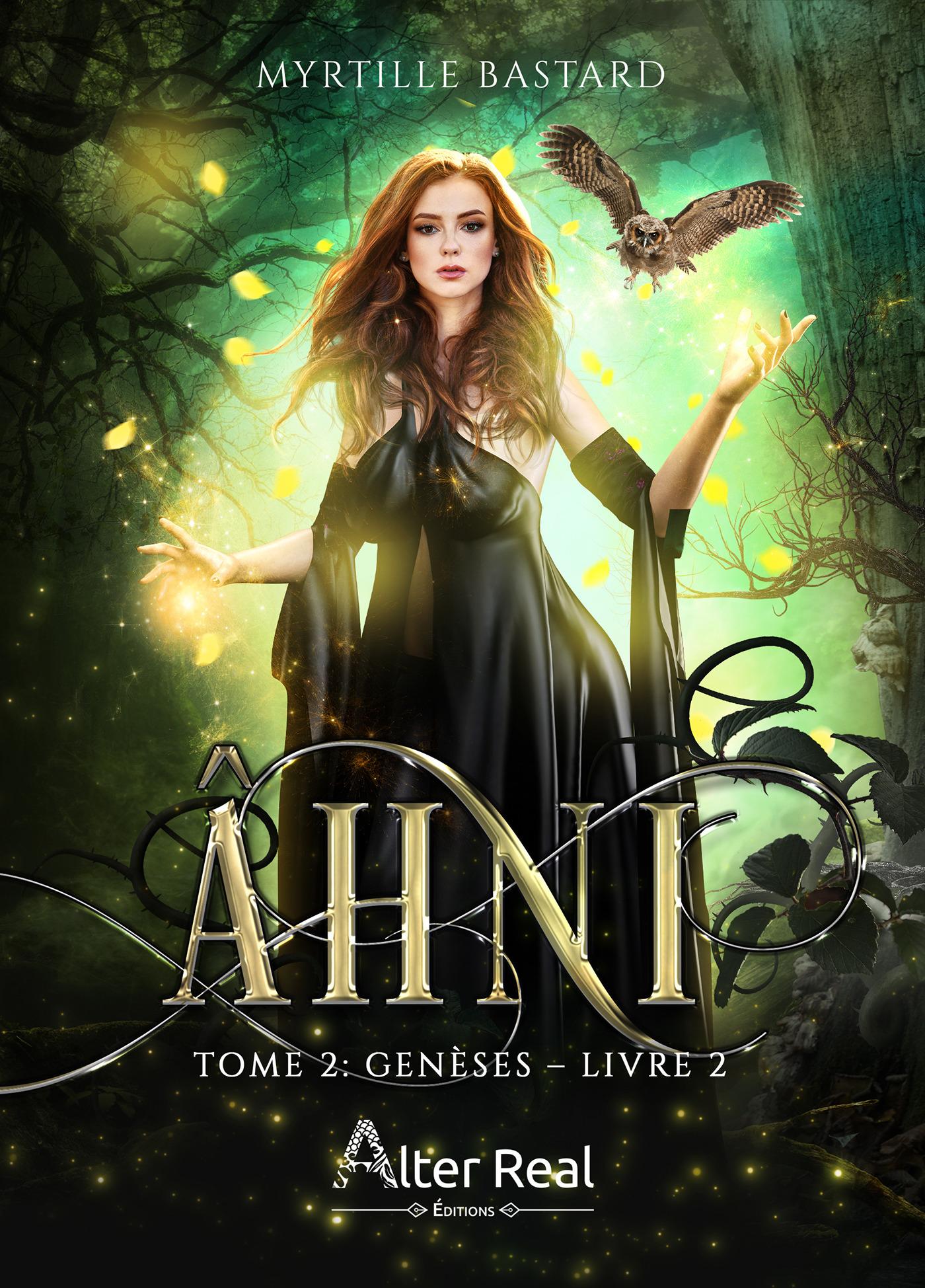 Ahni - t02 - geneses livre ii