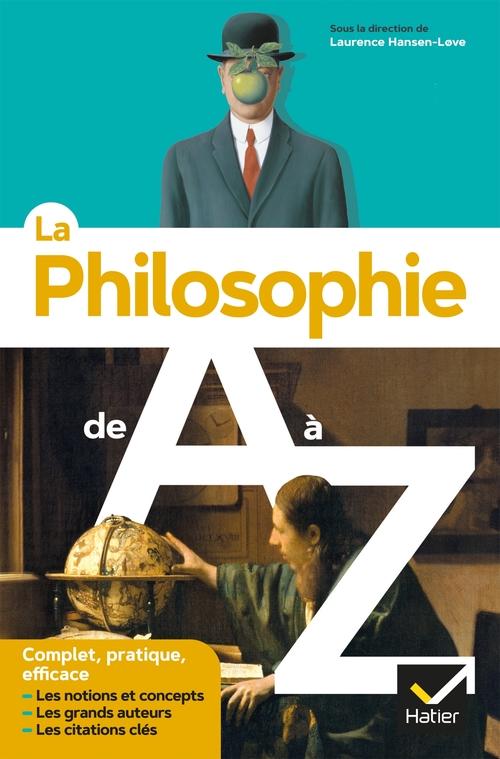 La philosophie de A à Z (nouvelle édition)