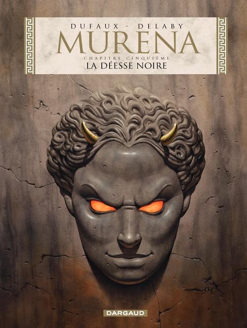 Murena T.5 ; la déesse noire