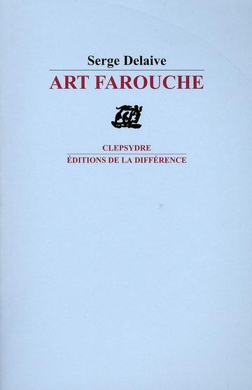 Art farouche