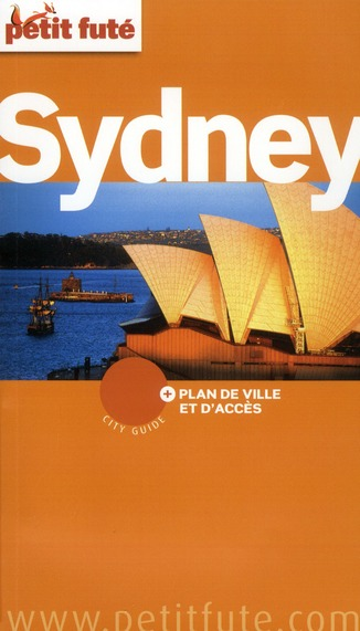 Guide Petit Fute ; City Guide; Sydney (Edition 2011)