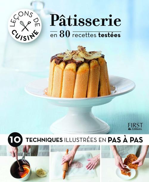 Leçons de cuisine - Pâtisserie