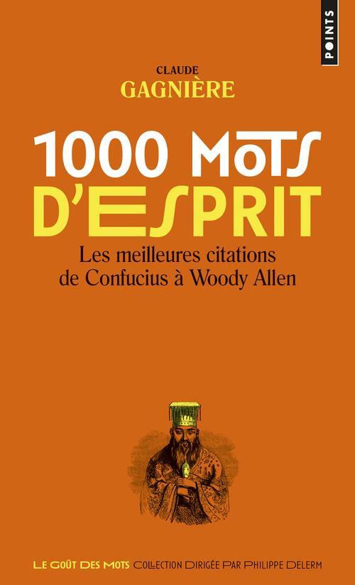 1000 MOTS D'ESPRIT