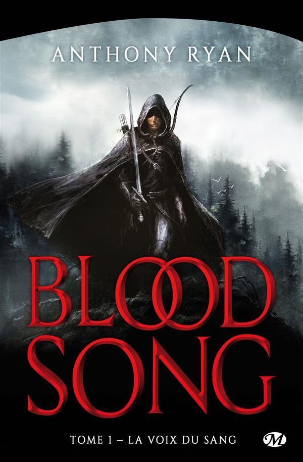 BLOOD SONG, T1 : LA VOIX DU SANG Ryan Anthony