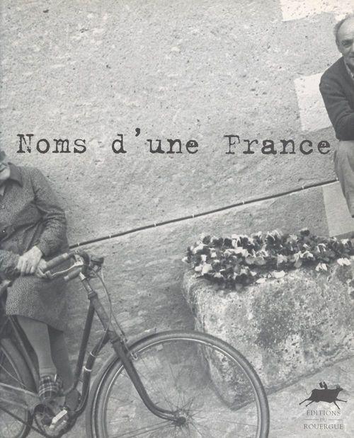 Noms d'une France