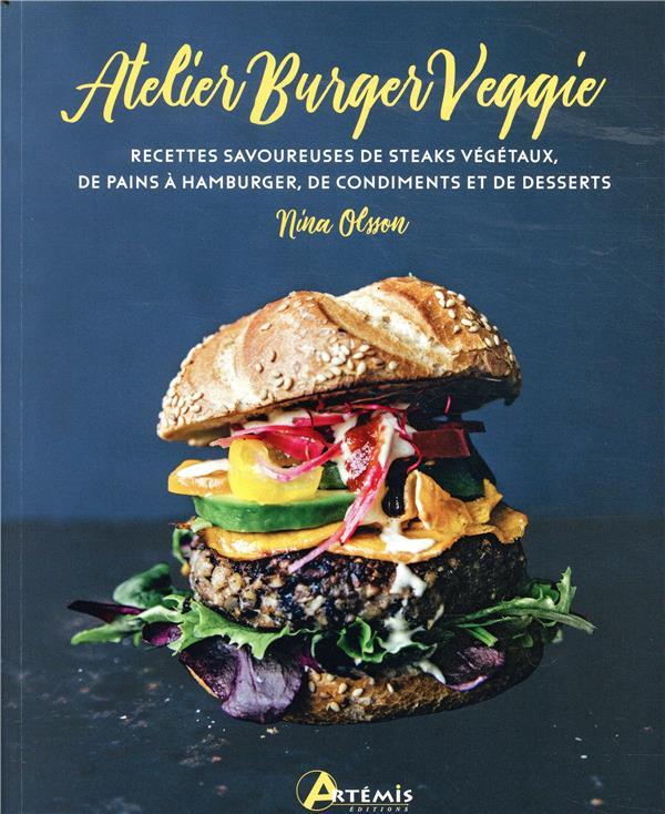 L'atelier burger veggie