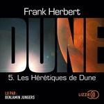 Vente AudioBook : Les Hérétiques de Dune - T5  - Frank Herbert