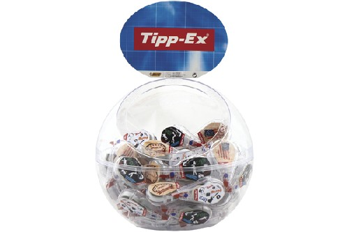 RUBAN CORRECTEUR TIPP-EX MINI POCKET MOUSE Décor
