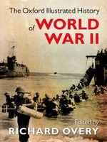 Vente Livre Numérique : The Oxford Illustrated History of World War Two  - Richard Overy