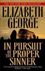 Vente Livre Numérique : In Pursuit of the Proper Sinner  - Elizabeth George