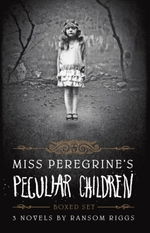 Vente EBooks : Miss Peregrine's Peculiar Children Boxed Set  - Ransom Riggs