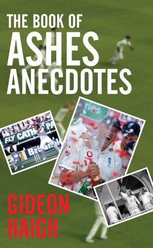 The Book of Ashes Anecdotes