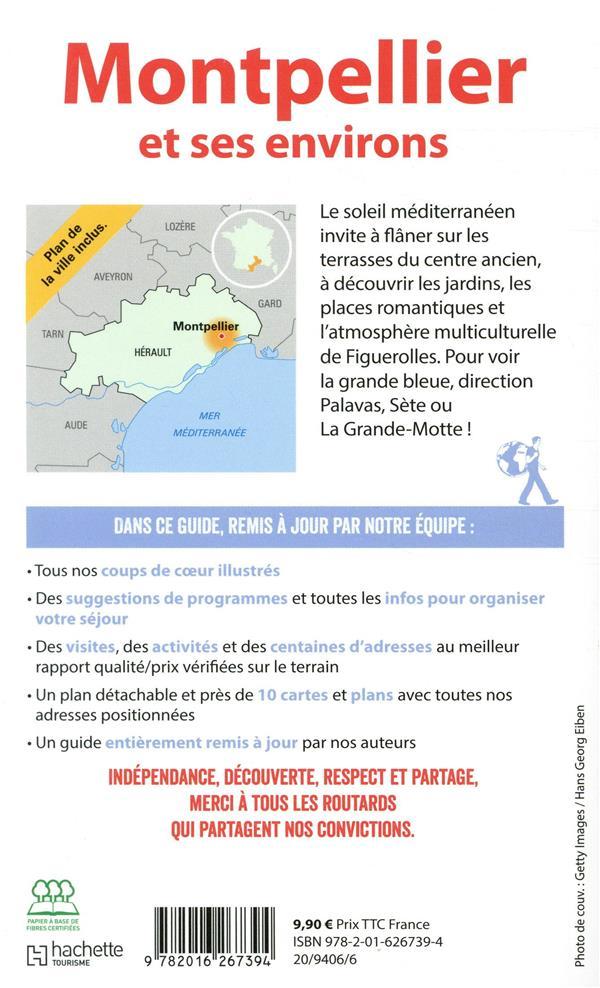 Montpellier ; et ses environs (édition 2019/2020)