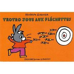 Trotro Joue Aux Flechettes