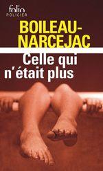 Vente Livre Numérique : Celle qui n'était plus  - Boileau-Narcejac