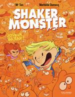 Vente Livre Numérique : Shaker Monster (Tome 3) - Joyeux bazar !  - Mathilde Domecq - Mr Tan
