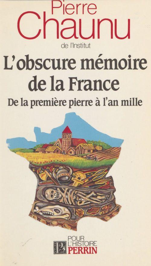 L'Obscure mémoire de la France