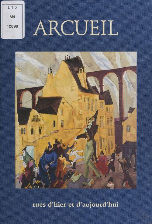 Vente EBooks : Arcueil  - Robert Touchet