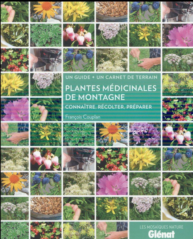 Plantes médicinales de montagne ; connaître, récolter, préparer