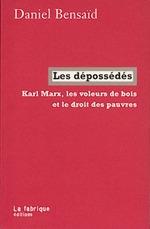 Vente Livre Numérique : Les dépossédés  - Daniel Bensaid