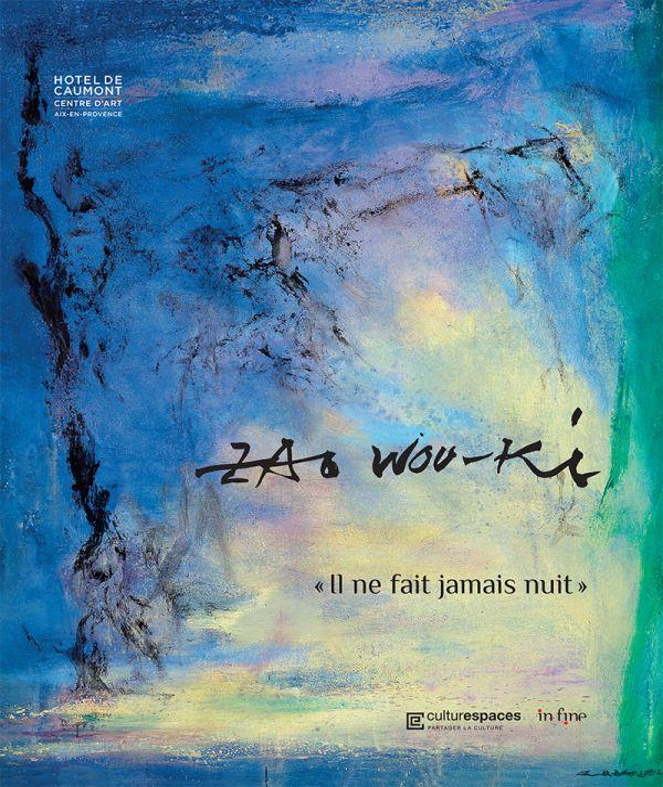 Zao Wou-Ki : il ne fait jamais nuit