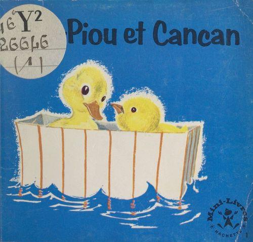 Piou-Piou et Cancan