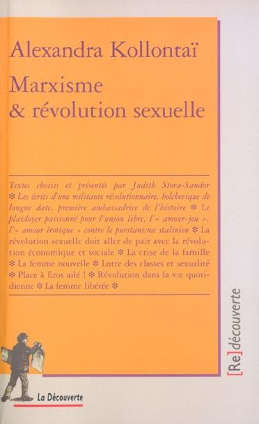 marxisme et revolution sexuelle